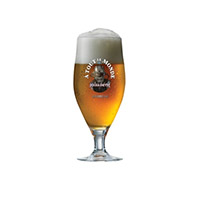 A Tout Le Monde Beer Glass