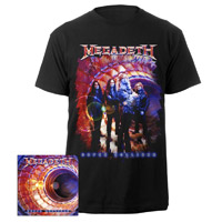 Pre Order - Super Collider Tee & CD Bundle Special - $29.95