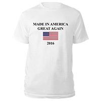 Made in America Great Again Flag 2016