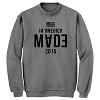 America Made 2016 Crewneck Sweatshirt