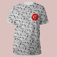 Mac Miller Macadelic Cover Art t-shirt