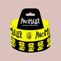 Mac Miller Silicone Wristbands