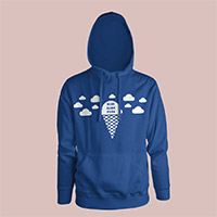 Mac Miller Blue Slide Park Blue Hoody