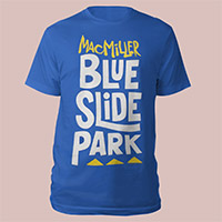 Mac Miller Blue Slide Park Shirt