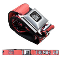 Mac Miller Thumbs Up Belt