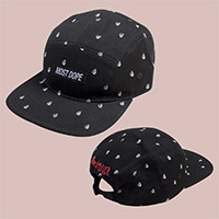Mac Miller Most Dope Black Camper Hat