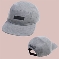 Mac Miller Most Dope Grey Camper Hat