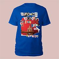Ransom Letter Shirt