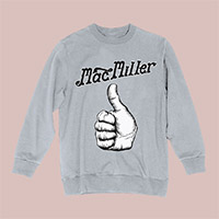 Mac Miller Thumbs Up Sweatshirt
