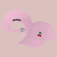 MAC MILLER PINK DAD HAT