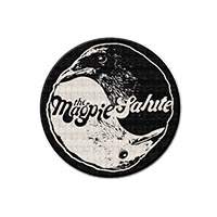 Magpie Salute Embroidered Patch