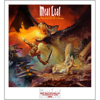 Bat Out Of Hell III Lithographic Print - Limited Collector's Edition 1/250