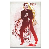 Singing Niko Poster