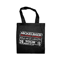 2015 Tour Tote Bag