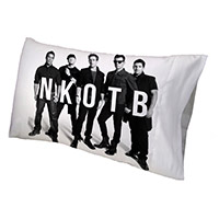 Band photo pillowcase