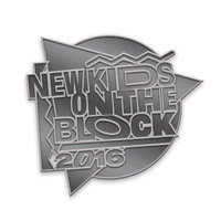 New Kids on the Block 2016 Pin