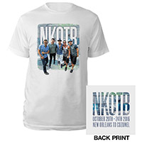 NKOTB Cruise Photo Tee