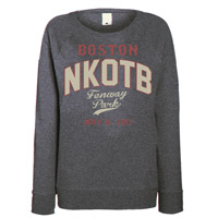 NKOTB Boston Fenway Park Sweatshirt