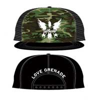 Love Grenade Cap