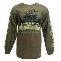 American Blood Brothers Long Sleeve Tee