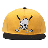 LEFT BRAIN SNAPBACK GOLD