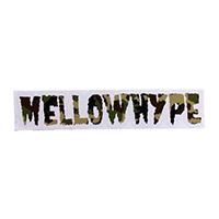 MELLOWHYPE CAMO STICKER