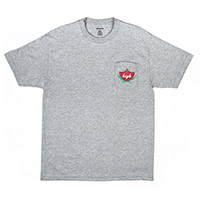 DOMO HIGH SWISHER POCKET TEE BLACK