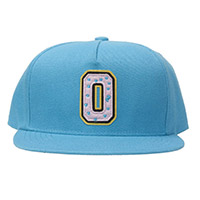 OF COLLEGE DONUT HAT BLUE