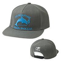 NO DUMPING HAT