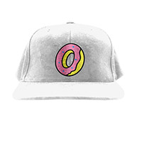 OF SINGLE DONUT HAT