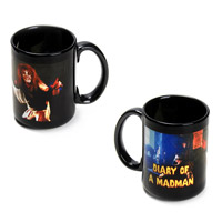 NEW - Diary Of A Madman Mug