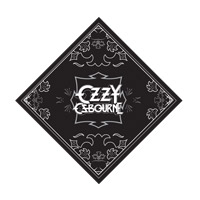 Ozzy Osbourne Bandana