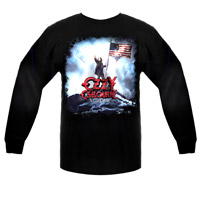 Exclusive Scream Album Cover Long Sleeve