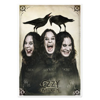 Collectible - Triple Ozzy Print - Limited Collector's Edition 1/2000*