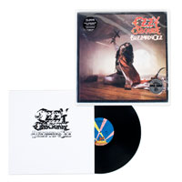 Collectible Blizzard Of Ozz 180gm Vinyl Re-Issue