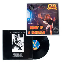 Collectible Diary Of A Madman 180gm Vinyl Re-Issue