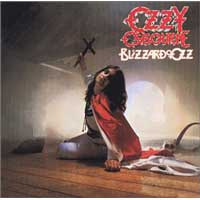 Blizzard of Ozz CD