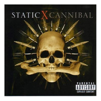 Static X: Cannibal CD