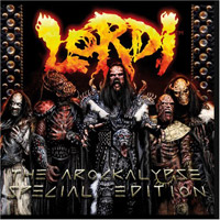 Lordi: The Arockalypse CD