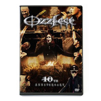 Ozzy Osbourne's Ozzfest 10th Anniversary DVD