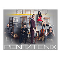 Pentatonix Chairs Band Photo Poster