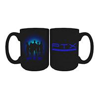 Pentatonix On My Way Home Tour 2015 Silhouette Mug