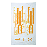 Bamboo Keys Beach Towel