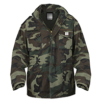 Five Bars Camo Jacket