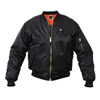 Five Bars Flight Jacket