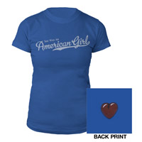 American Girl Babydoll Tee