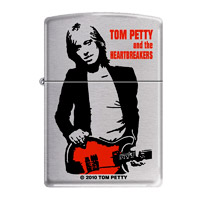 Tom Petty and The Heartbreakers Zippo