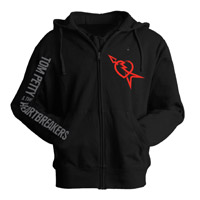 Tour 2013 Zip Hoody