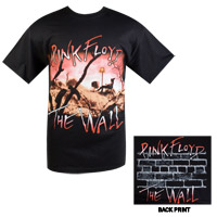 Pink Floyd The Wall Meadow Tee