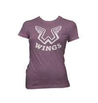 Wings Logo Women's Tee